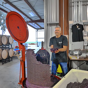 Ventura's Newest Working Winery