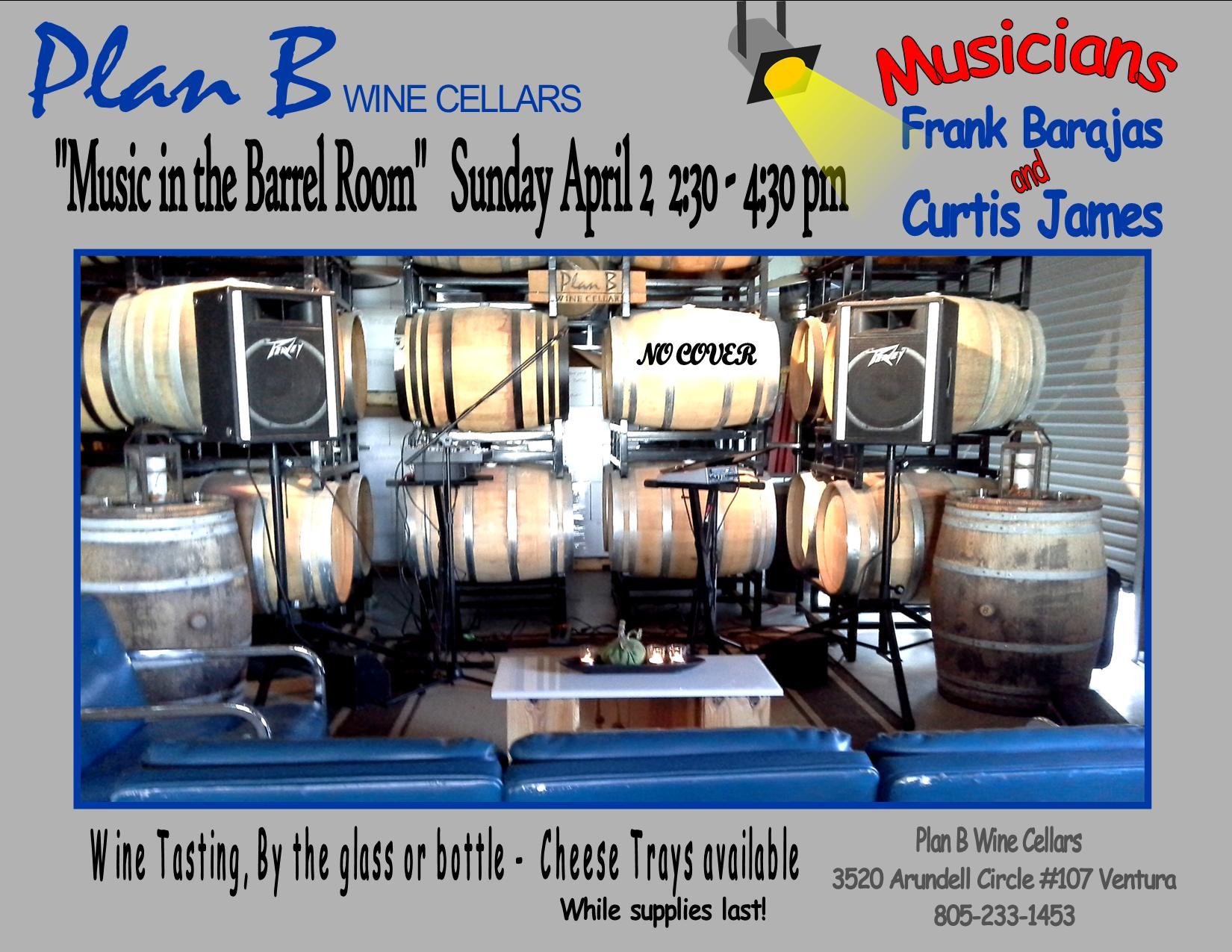 Plan B Wine Cellars  Ventura County Winery